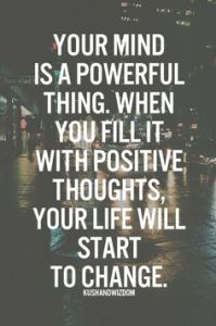 mind is powerful